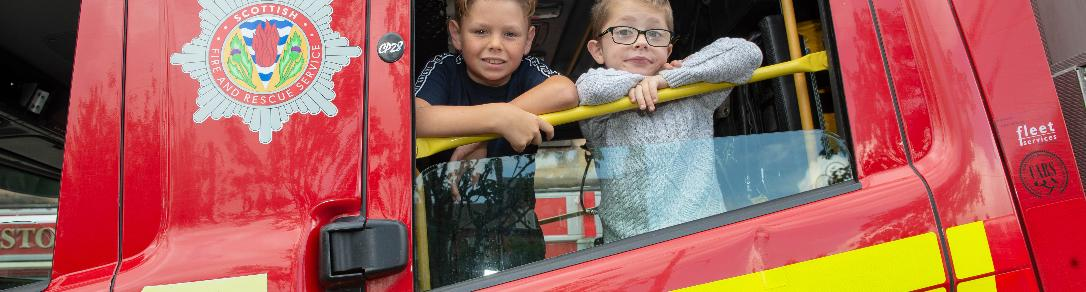 Johnstone Fire Engine Rally 2019