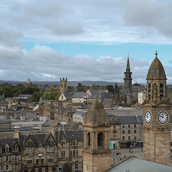 Renewal of Business Improvement District for Paisley town centre
