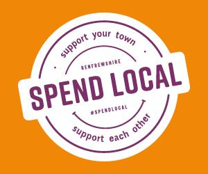 Spend Local Campaign Renfrewshire Council