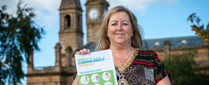 Community Awards Launch 2020