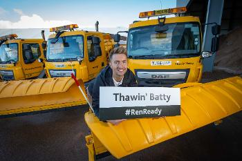 Thawin' Batty