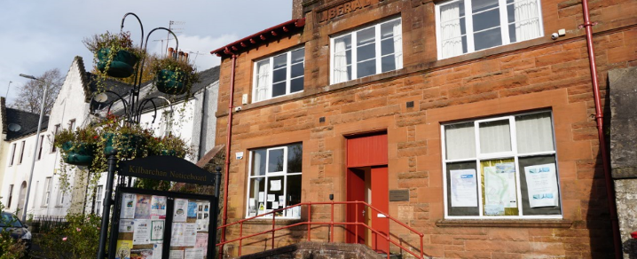 Old Village Library, Kilbarchan
