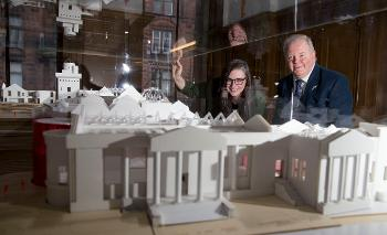 NHLF Paisley Museum Funding - Councillor Lisa-Marie Hughes, Martyn Wade