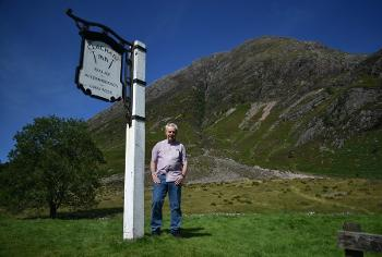 Brian at Glencoe