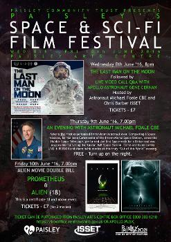 Space and Sci-fi Film festival