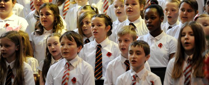 Children's Remembrance Service 2016