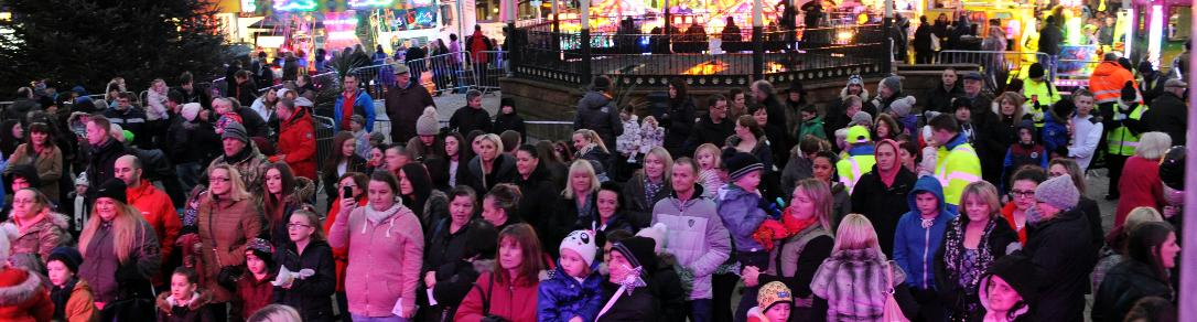 Johnstone Xmas Lights 2015
