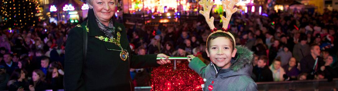 Johnstone Lights Switch on 2016