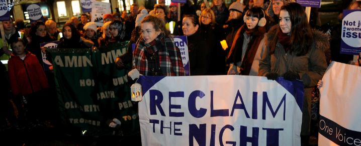 Reclaim the Night 2016