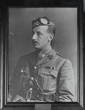 Acting Captain Arthur Henderson VC MC