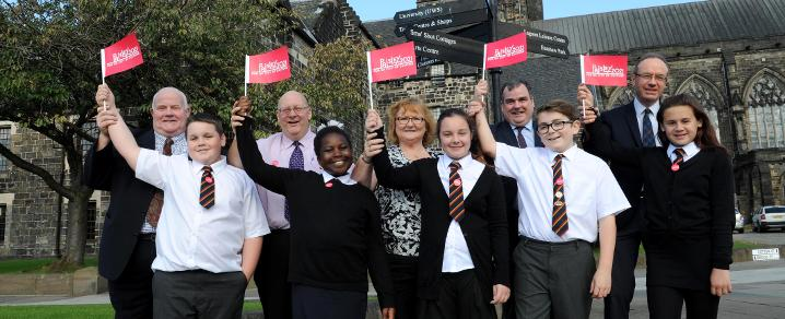 Councillor leaders back Paisley 2021