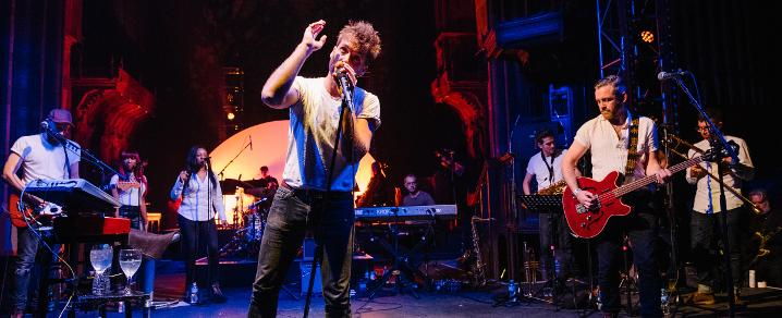 Paolo Nutini at Spree