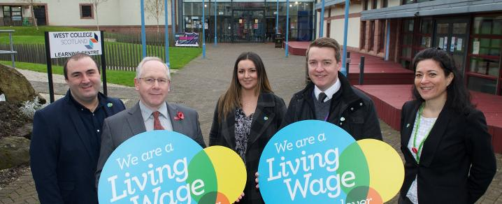 Living Wage Week - 2017