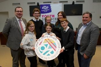 Year of Young People Ambassadors
