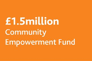 £1.5 community empowerment fund