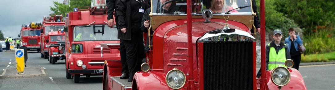 Fire Engine Rally 2017