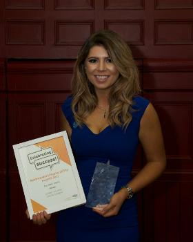 Debbie Campbell Top Intern 2017