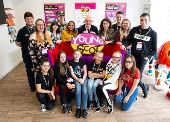 Launch of Young Scot attainment challenge project