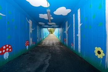 Spateston underpass - after