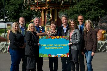 Renfrewshire Council partners - Your Home, Your Street, Our Community