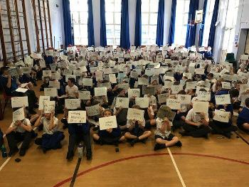 Maths Week Scotland 2018  Houston Primary