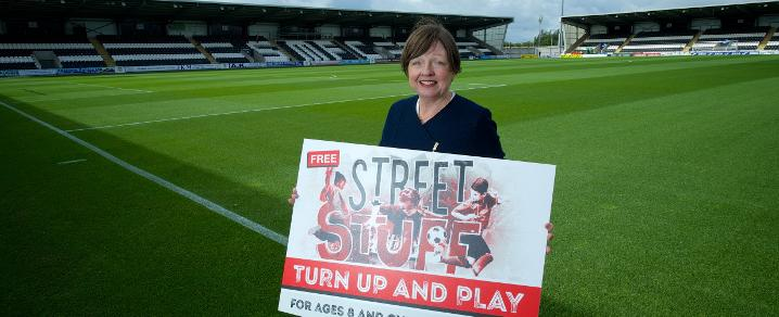 Turn Up and Play - Cllr McGurk