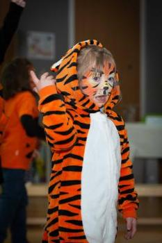 Riverbrae School pupil performs ROAR
