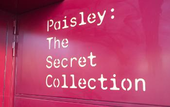 Paisley: The Secret Collection logo