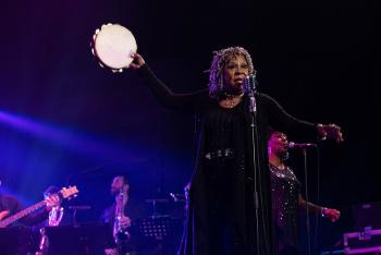 Martha Reeves at The Spree 2018