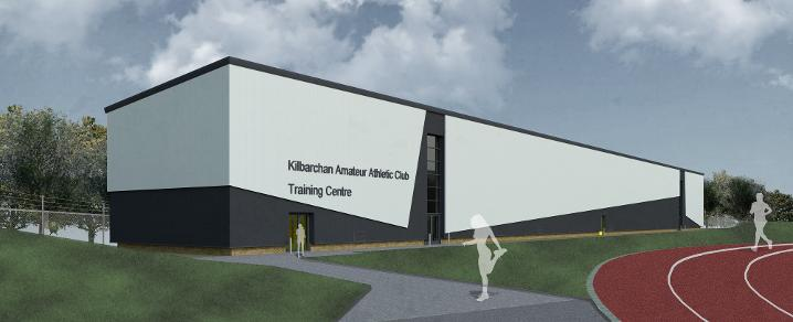 Kilbarchan Training Centre (credit CRGP Architects & Surveyors)
