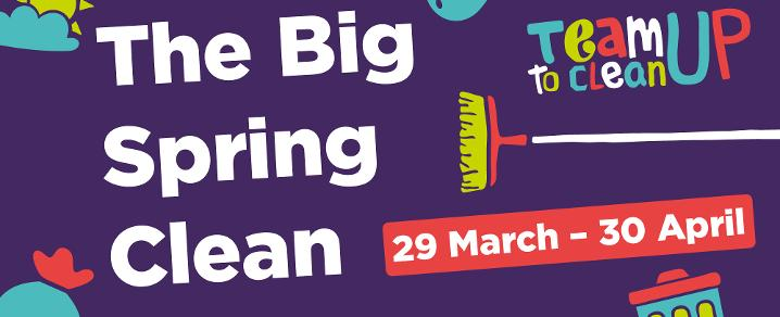 The Big Spring Clean 2019