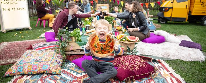 Kids workshops Paisley Food and Drink 2019