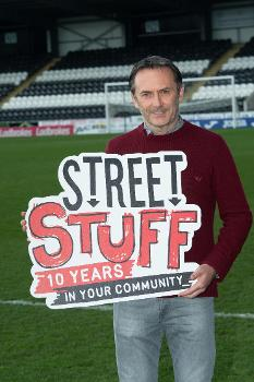 Gordon Scott - St Mirren Chairman