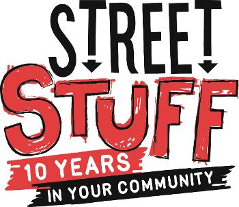 Street Stuff 10 Years logo