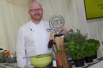 Masterchef: The Professionals winner Gary MacLean