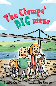 The Clumps' Big Mess cover